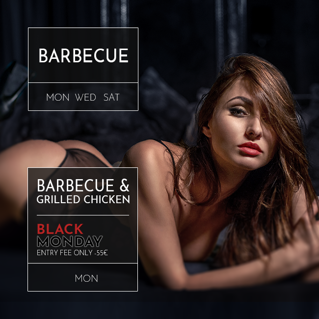 Black Monday + Barbecue