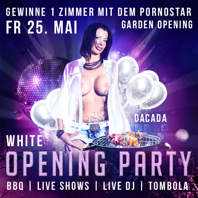 White Opening Party